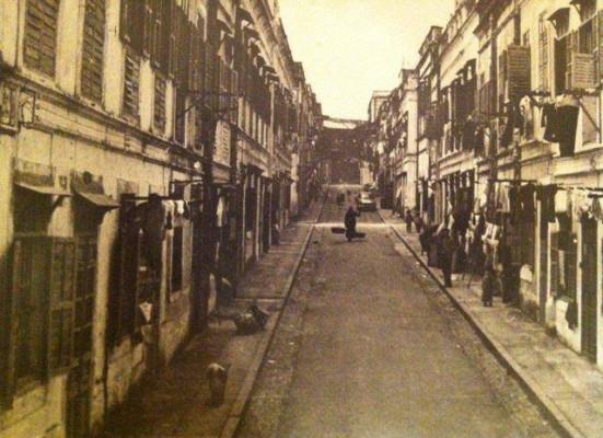 聖祿杞街 Rua de S. Roque
