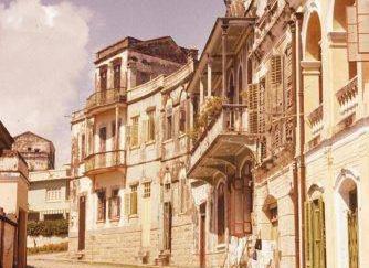美珊枝街 Rua de Sanches de Miranda