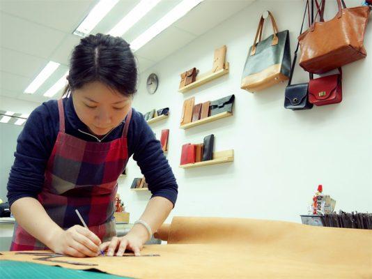 April Handmade皮革工藝