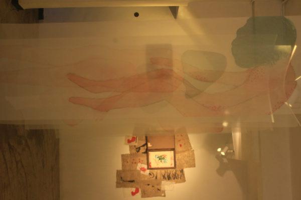 02 由Jose學生策展的《夢的切片》在MMM Workshop 舉行1