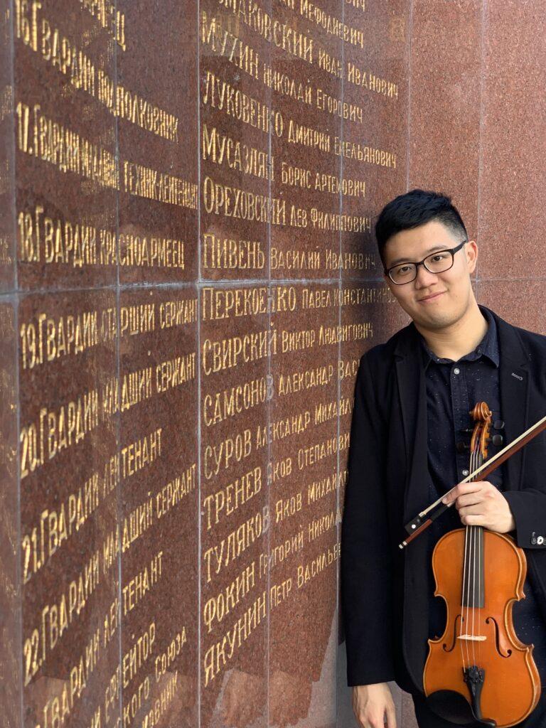 感受弦樂,探索古典音樂——採訪青年音樂家許恩樂