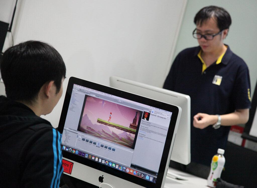 貼近市場趨勢 開發嶄新培訓課程——訪澳門 iCentre