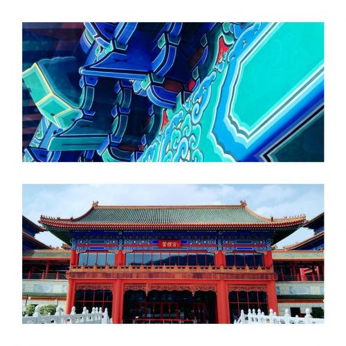 中國紫檀博物館橫琴分館——珠海文化新地標