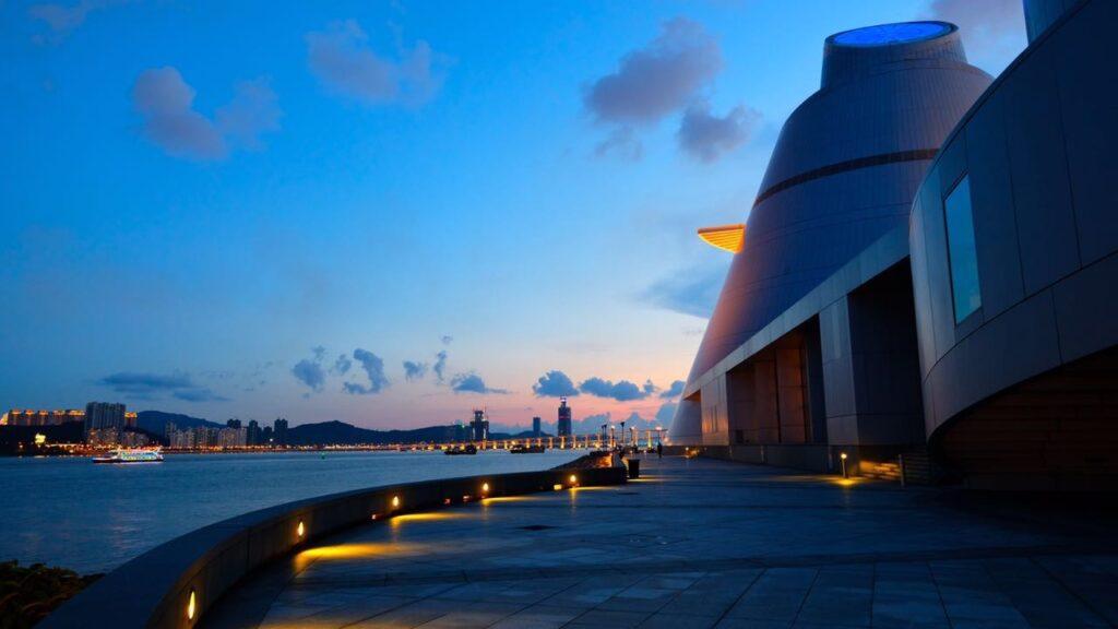 再會繆斯:澳門文化創意產業與博物館融合發展