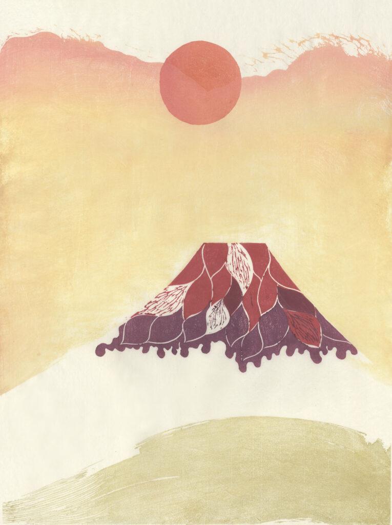 版畫中尋自由樂趣—專訪藝術家張凱儀