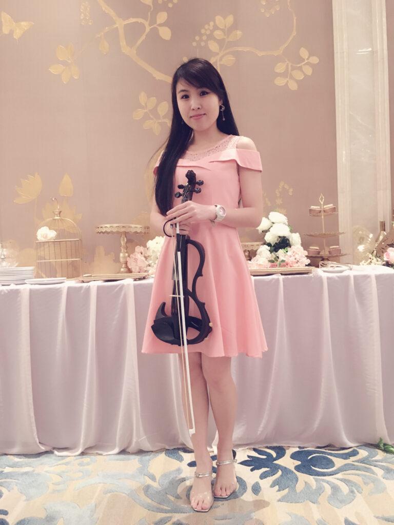在音樂路上一往直前 - 專訪澳門音樂人李君慧