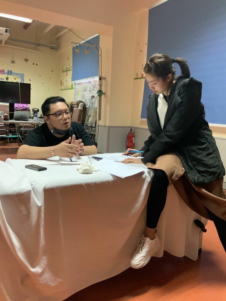 生死的課題------專訪李嘉美實驗劇場《嫲嫲的寶箱》