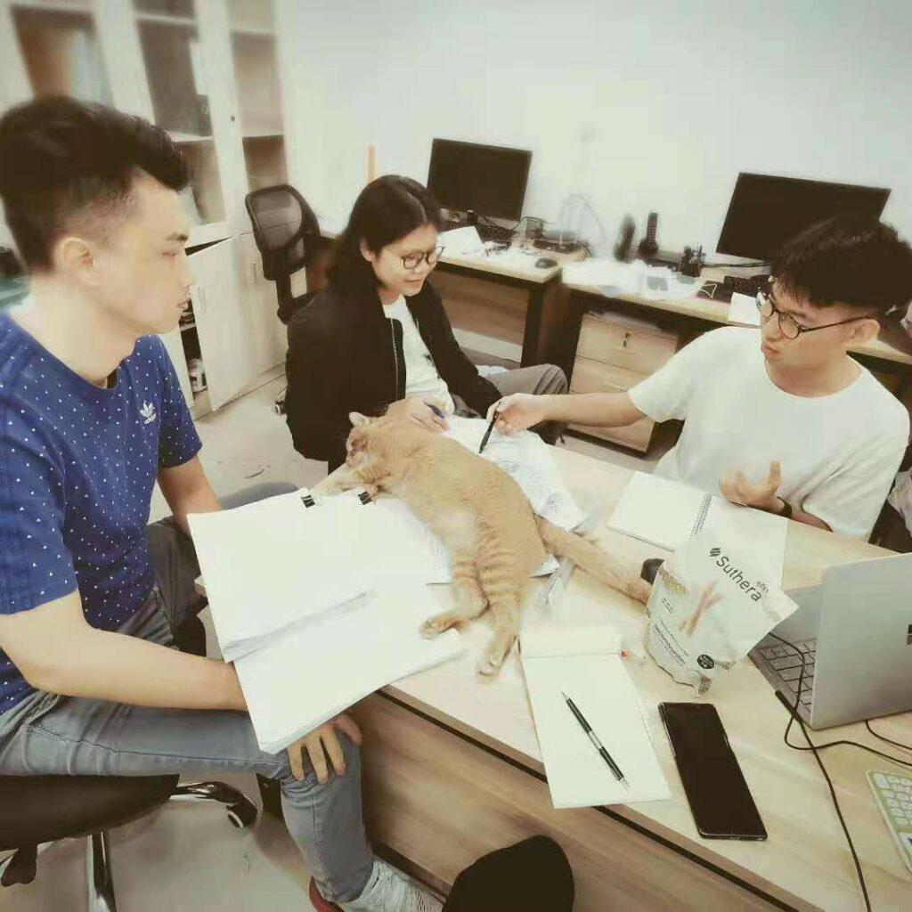 探索青年創業 – 冠峰設計顧問有限公司