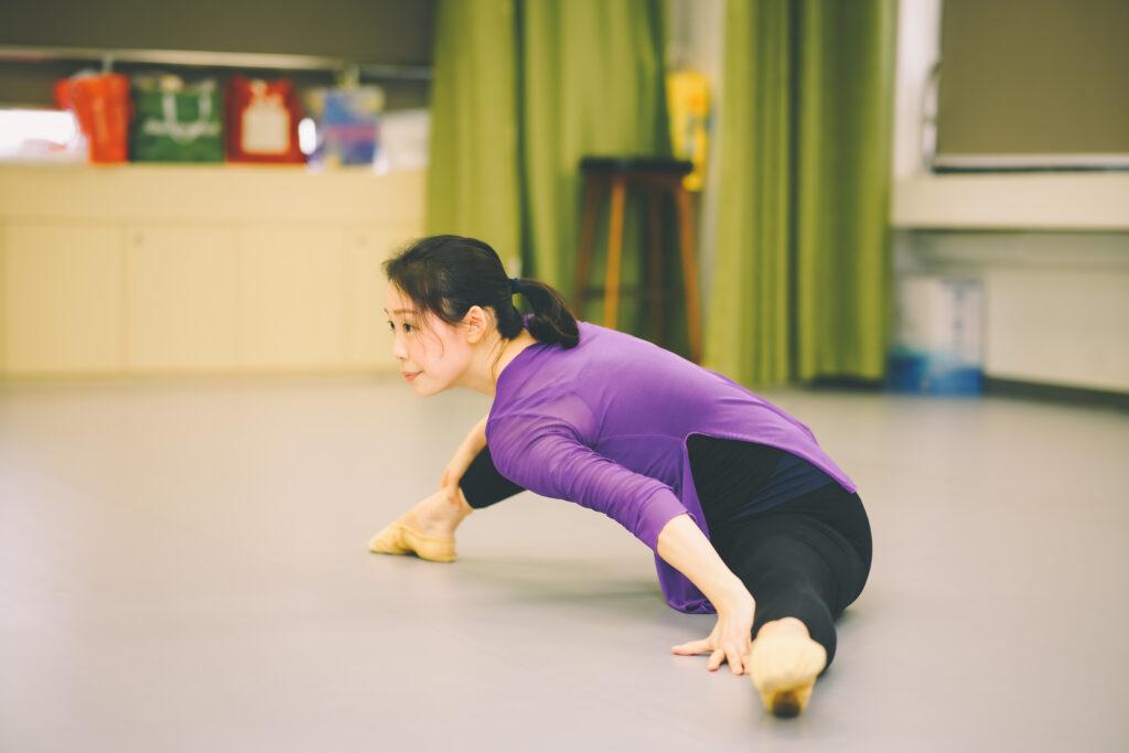 生命能以舞蹈的美態綻放——專訪陳小玉