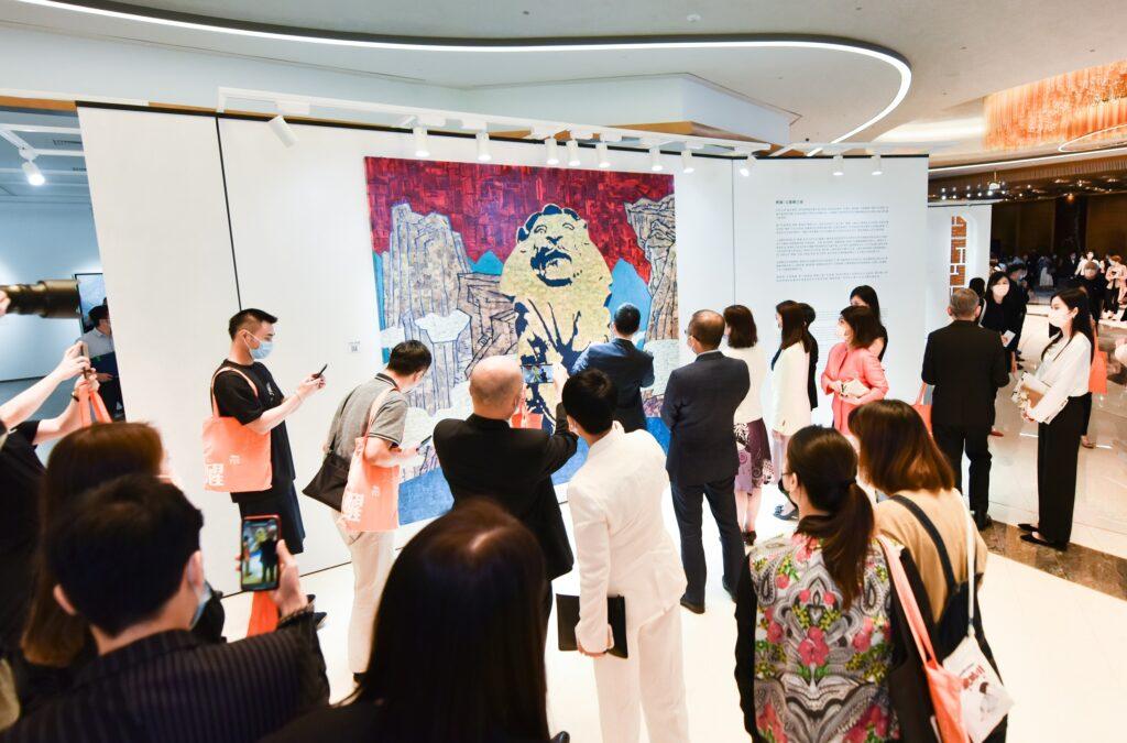 「藝文薈澳」載譽歸來——美高梅隆重呈獻《甦醒》藝術特展暨大灣區當代藝術論壇