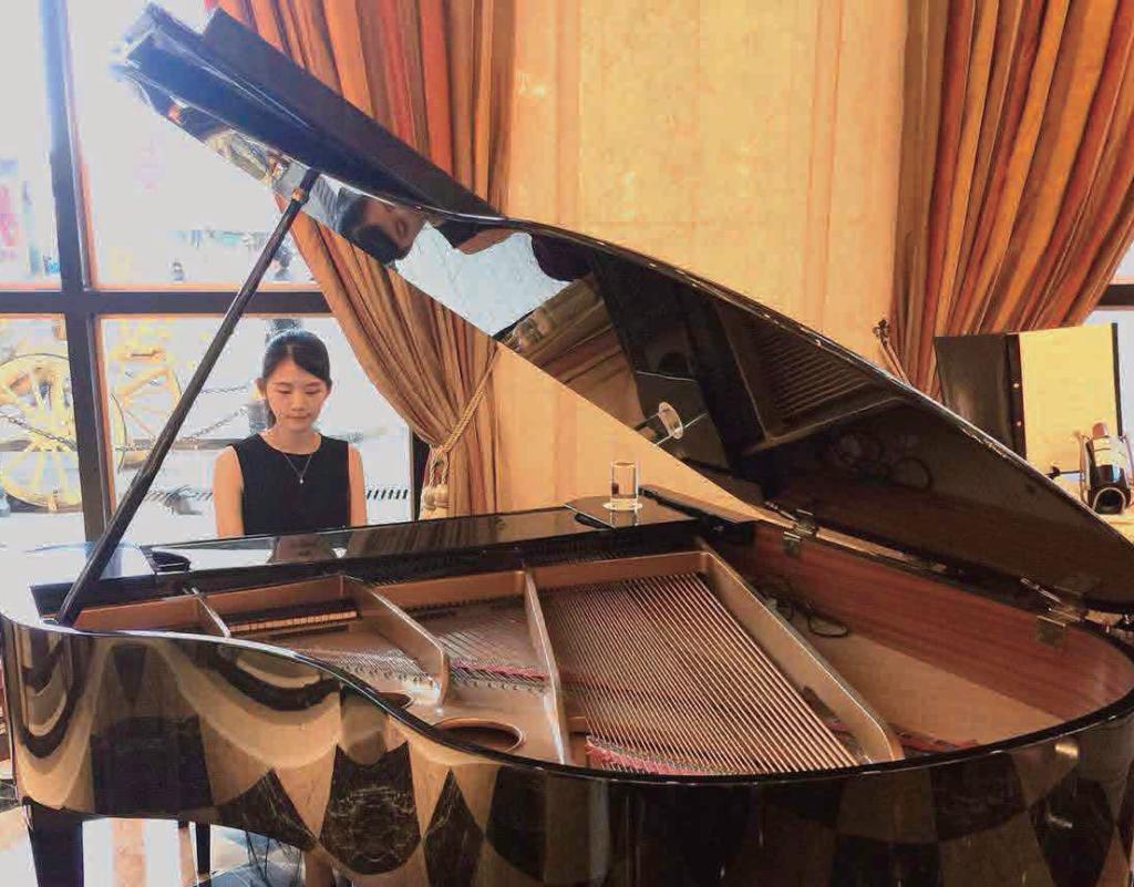 周家賢追逐音樂夢——授徒教琴自得其樂