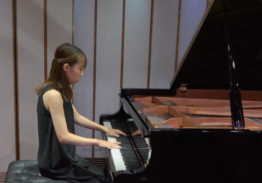 護理鋼琴師——訪問澳門綱琴教師楊嘉雯