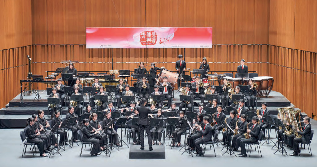 踏上音樂路——專訪澳門青年指揮江傑民