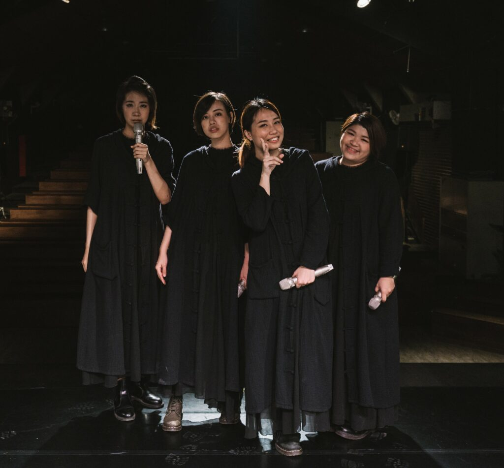 走過七年 誰與「水」唱--訪澳門無伴奏合唱組合Water Singers