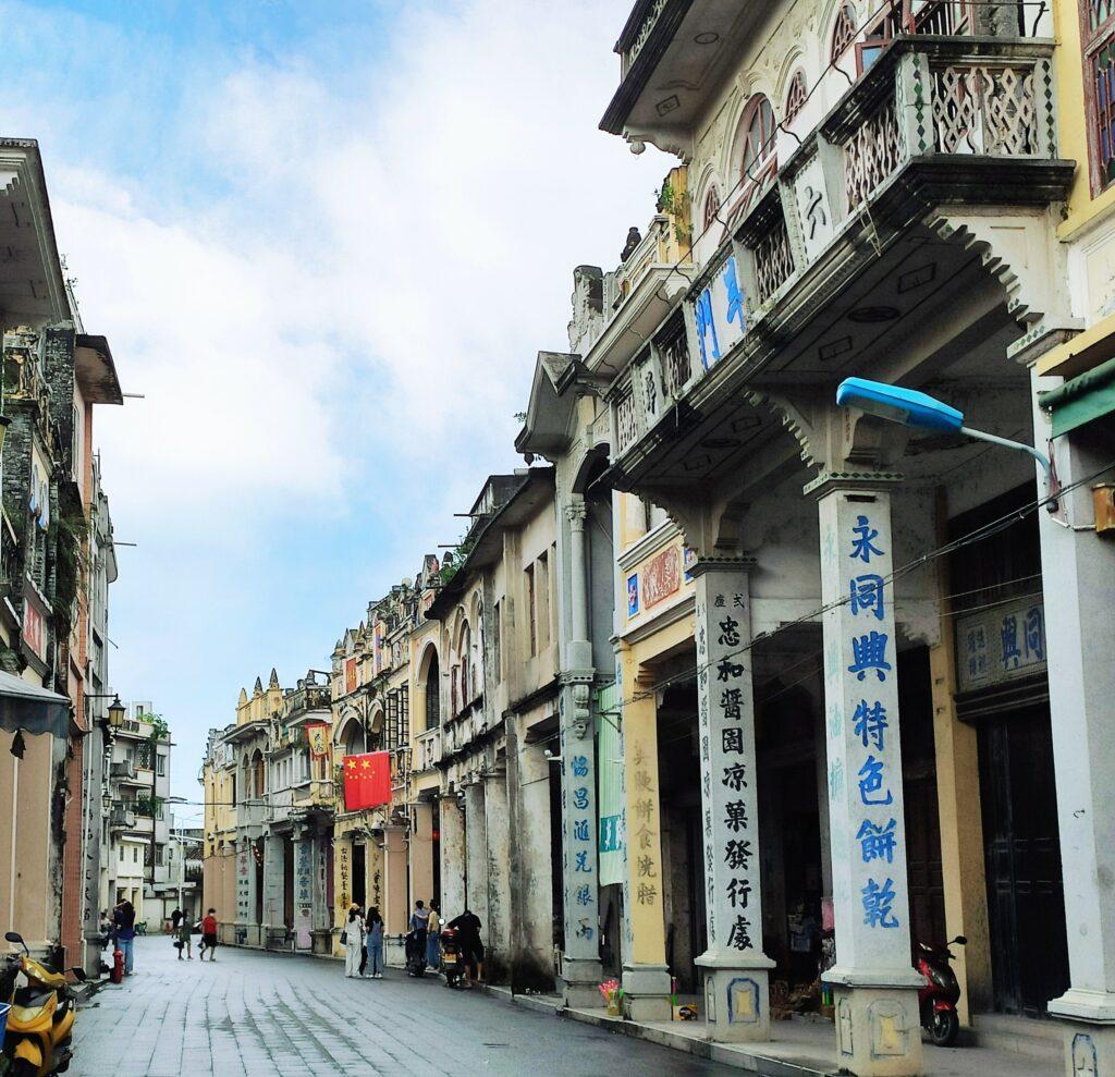 百年古街的蛻變,煥發斗門文化新活力